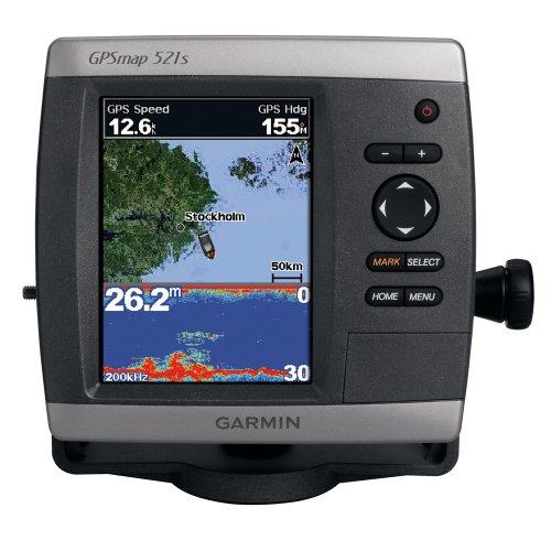 Brand New Garmin - Garmin GPSMAP 521S Dual Frequency Combo