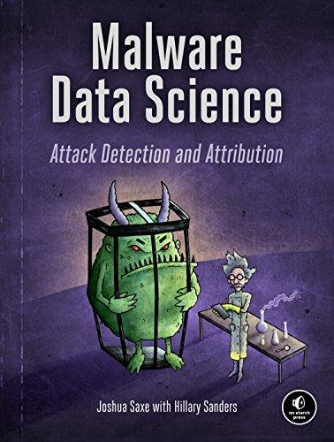 Malware Data Science: Attack Detection and Attribution [Saxe, Joshua - Sanders, Hillary] (Tapa Blanda)