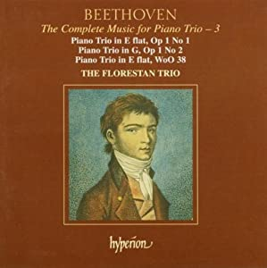 Beethoven: The Complete Music For Piano Trio Vol.3-OP1 NOS.1-2/WOO 38