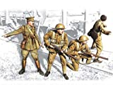 ICM Models British Infantry 1917-1918 Building Kit