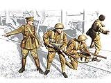 ICM Models British Infantry 1917-1918 Building Kit