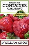Reasons for Contain Gardening & Urban Gardening