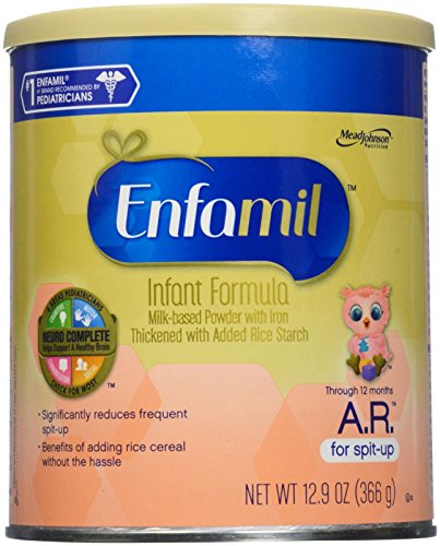 Enfamil A.R. for Spit-Up Baby Formula - Powder - 12.9 oz - 1