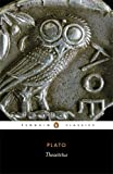 Theatetus (Penguin Classics) (0140444505) by Plato
