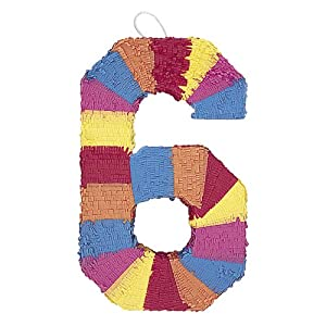 ShindigZ Numeral Pinata 6 at Sears.com