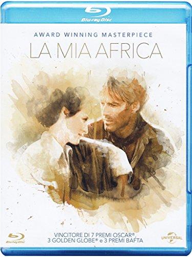 La mia Africa [Blu-ray] [IT Import]