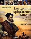"""Afficher """"Les grands explorateurs français"""""""