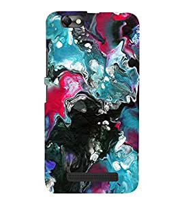 Graffiti Wallpaper 3D Hard Polycarbonate Designer Back Case Cover for Lenovo A2020