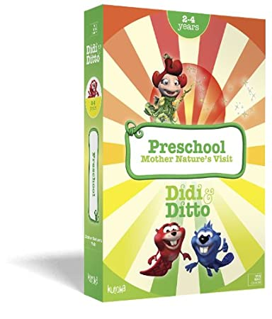 Didi & Ditto Preschool - Mother Nature's Visit