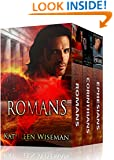 Early Christians Series (Christian Historical Romance Boxed Set)