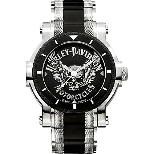 Harley-Davidson Mens Watch 78A109
