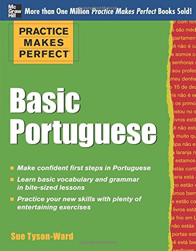Basic portuguese practice makes perfect mcgraw hill pdf download because we will offers you something good for your reading time what is it lets come on fandeluxe Gallery