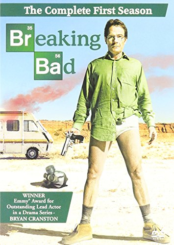 Breaking Bad: Complete First Season (Breaking Bad Season 1 Dvd compare prices)