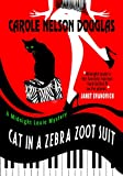 Image of Cat in a Zebra Zoot Suit: A Midnight Louie Mystery (The Midnight Louie Mysteries Book 27)
