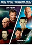 Star Trek VII Generations/ Star Trek VIII First Contact Double Feature (Bilingual)