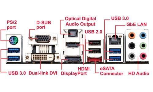 Gigabyte Ga F2a88x Up4 Atx Fm2 Motherboard Ga F2a88x
