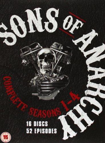 Sons of Anarchy Seasons 1-4 Bundle
