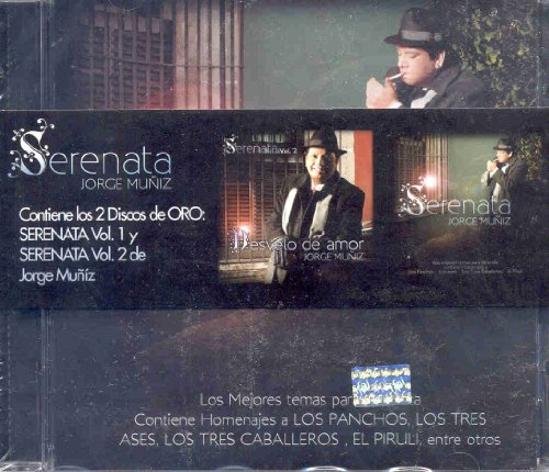 Serenata Vol.1 y Vol.2 by Jorge Muniz