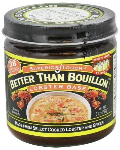 Better Than Bouillon - Lobster Base - 8 oz