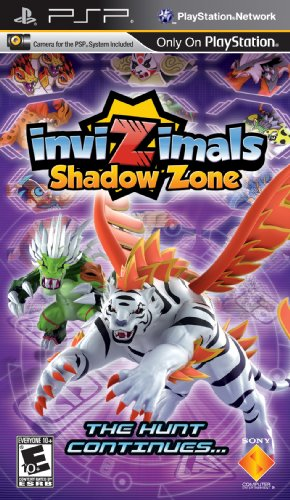 Invizimals 2: Shadow Zone - Sony PSP