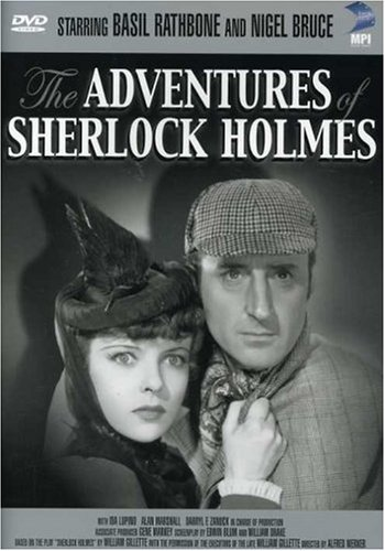 The Adventures of Sherlock Holmes Cover