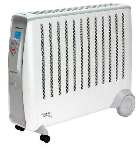 Dimplex CDE3ECC Cadiz Eco Electric Oil Free Radiator with Electronic Climate Control, 3 Kilowatt