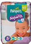 Pampers Active Fit couches T5+ (13-27...
