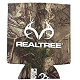 Realtree Camo Graphics Brand Logo Sports Drink Beer Water Soda Beverage Can Insulated Picnic Outdoor Party Beach BBQ Kooler Can Cooler - 12oz Magnetic Camo Cover