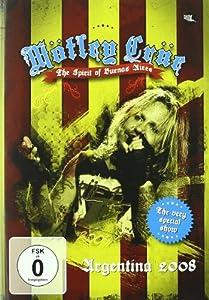 Motley Crue -The Spirit Of Buenos Aires [DVD] [2009]