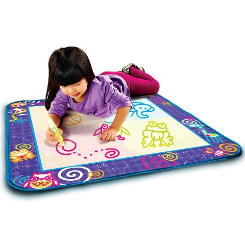 Aquadoodle Drawing Mat With Neon Color Reveal New Ebay