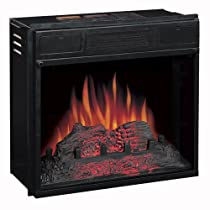 "Hot Sale Classic Flame 18EF010GAA INSERT ONLY.  Fixed Front 18"" Insert, No Remote"