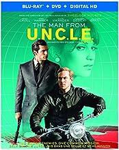 The Man From U.N.C.L.E. [Blu-ray+ DVD + Digital Copy] (Bilingual)