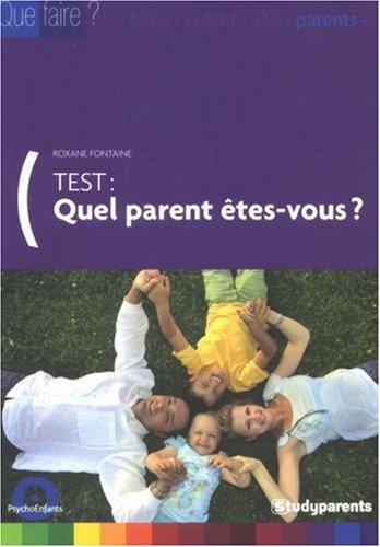 Livre quel parent tes vous - Quel dormeur etes vous ...