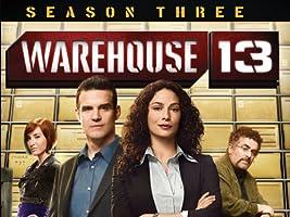 Warehouse 13 - Staffel 3