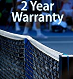Professional 42' Tennis Net - *2 Year Warranty* [Net World Sports]