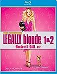 Legally Blonde 1-2 (Bilingual) [Blu-ray]