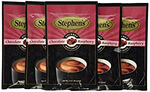 Stephen's Gourmet Hot Cocoa, Chocolate Raspberry, 12-Count Packets (Pack of 2)