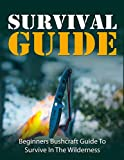 Search : Survival Guide: Off the Grid: Bushcraft Guide for Beginners (Outdoor Life Hunting Backpacking) (RV Survival Guide Camping)