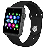 Smart Watch,JOYGEEK G14 Bluetooth Smart Watch Phone GSM Pedometer Fitness Tracker(Black)