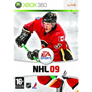 NHL 09 (Xbox 360)