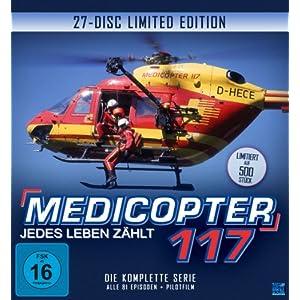 Bald erscheint die Medicopter 117 - Jedes Leben zählt DVD-Komplettbox