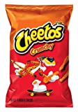 Cheetos Flavored Snacks, Crunchy Cheese, 2.38 Ounce (Pack of 12)