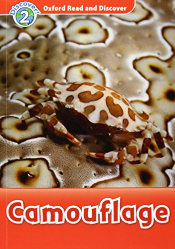 Oxford Read and Discover: Oxford Read & Discover. Level 2. Camouflage: Audio CD Pack