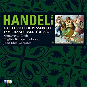 Tamerlano : Overture to Act 1