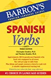 img - for Spanish Verbs (Barron's Foreign Lanuage Guides) book / textbook / text book
