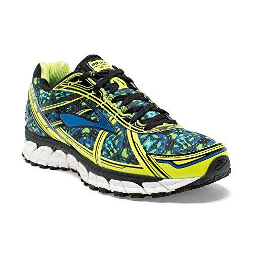 Brooks Men's Adrenaline GTS 15 Running Shoe, Black / Anthracite