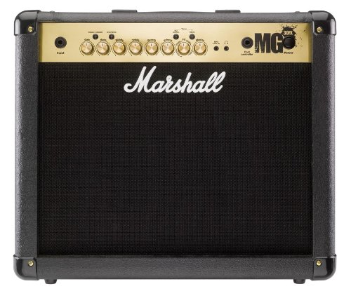 Marshall MG30FX Guitar Combo Amplifier - 10 Inch, 30 Watts