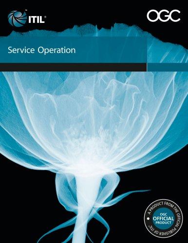 Service Operation Book  0113310463 pdf