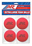 A&R Sports Extra Large Foam Balls (Pack of 4)