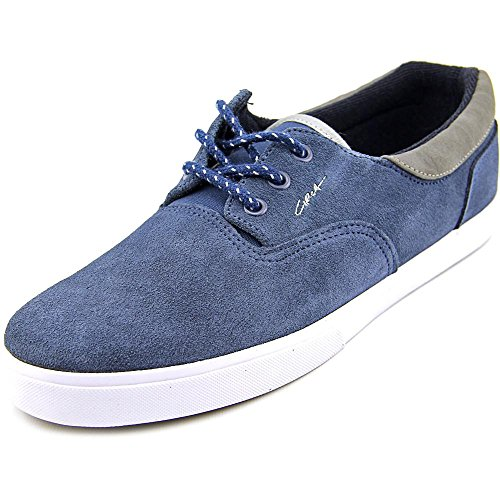 C1RCA Men's Valeo SE Skateboard Shoe, Royal Blue/Moon Struck, 8.5 M US